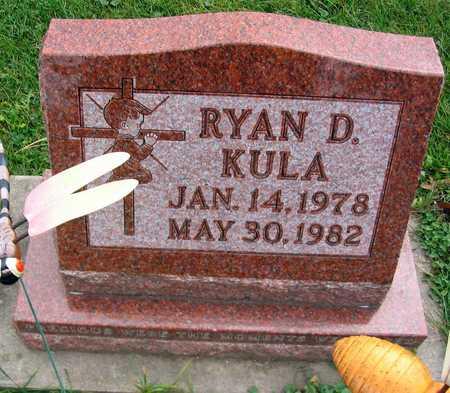 KULA, RYAN D. - Linn County, Iowa | RYAN D. KULA