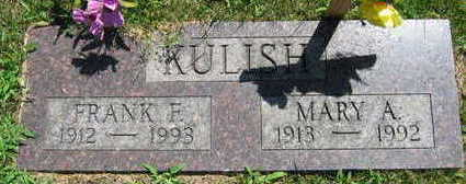 KULISH, MARY A. - Linn County, Iowa | MARY A. KULISH