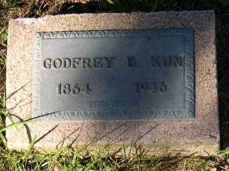 KUN, GODFREY D. - Linn County, Iowa | GODFREY D. KUN