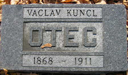 KUNCL, VACLAV - Linn County, Iowa | VACLAV KUNCL