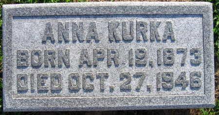 KURKA, ANNA - Linn County, Iowa | ANNA KURKA