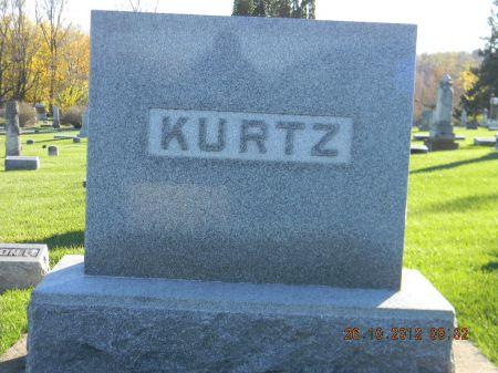 KURTZ, FAMILY STONE - Linn County, Iowa | FAMILY STONE KURTZ