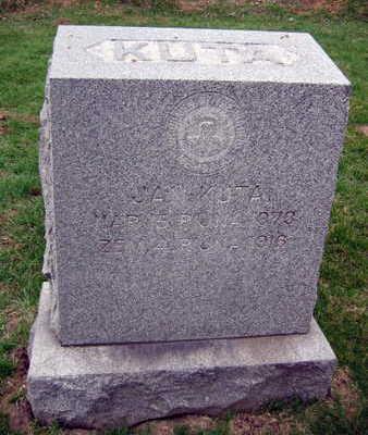 KUTA, JAN - Linn County, Iowa | JAN KUTA