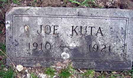 KUTA, JOE - Linn County, Iowa | JOE KUTA