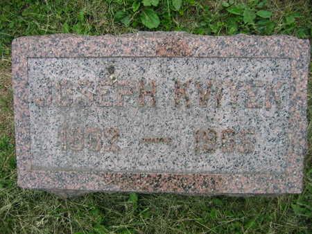 KVITEK, JOSEPH - Linn County, Iowa | JOSEPH KVITEK