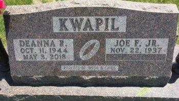 KWAPIL, DEANNA R - Linn County, Iowa | DEANNA R KWAPIL