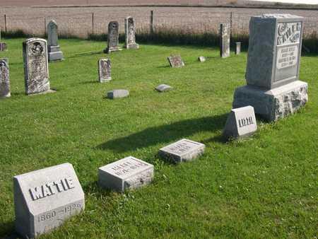 KYLE, FAMILY STONE - Linn County, Iowa | FAMILY STONE KYLE