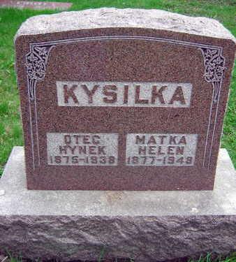 KYSILKA, HYNEK - Linn County, Iowa | HYNEK KYSILKA