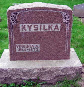 KYSILKA, VIRGINIA A. - Linn County, Iowa | VIRGINIA A. KYSILKA