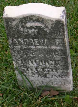 LACOCK, ANDREW F. - Linn County, Iowa | ANDREW F. LACOCK
