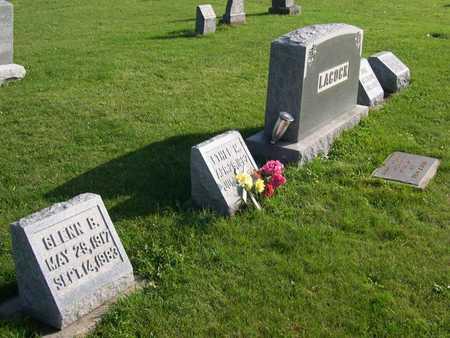 LACOCK, FAMILY STONE - Linn County, Iowa | FAMILY STONE LACOCK