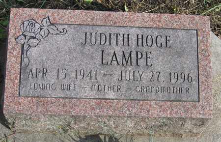 LAMPE, JUDITH - Linn County, Iowa | JUDITH LAMPE