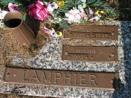 LAMPHIER, VERNON - Linn County, Iowa | VERNON LAMPHIER