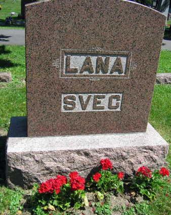 LANA SVEC, FAMILY STONE - Linn County, Iowa | FAMILY STONE LANA SVEC