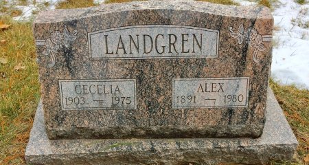 LANDGREN, ALEX - Linn County, Iowa | ALEX LANDGREN