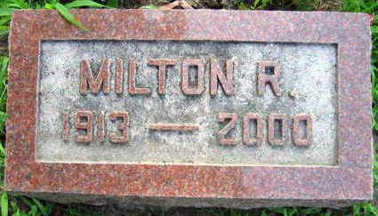 LANGER, MILTON R. - Linn County, Iowa | MILTON R. LANGER