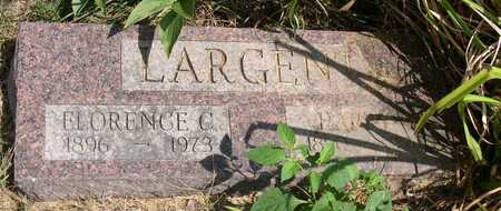 LARGENT, FLORENCE C. - Linn County, Iowa | FLORENCE C. LARGENT