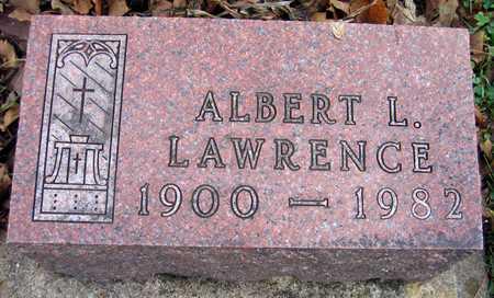 LAWRENCE, ALBERT L. - Linn County, Iowa | ALBERT L. LAWRENCE