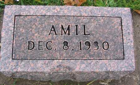 LAWRENCE, AMIL - Linn County, Iowa   AMIL LAWRENCE