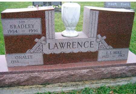 LAWRENCE, L. L. MIKE - Linn County, Iowa | L. L. MIKE LAWRENCE
