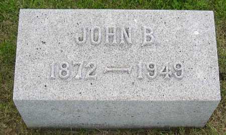 LEFEBURE, JOHN B. - Linn County, Iowa | JOHN B. LEFEBURE