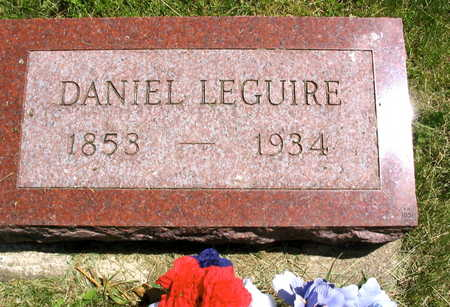 LEGUIRE, DANIEL - Linn County, Iowa   DANIEL LEGUIRE