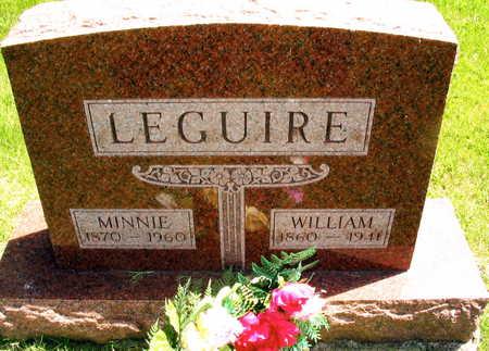 LEGUIRE, WILLIAM - Linn County, Iowa | WILLIAM LEGUIRE