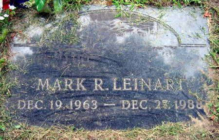 LEINART, MARK R. - Linn County, Iowa | MARK R. LEINART