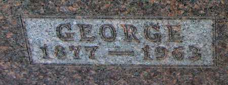 LEMON, GEORGE - Linn County, Iowa   GEORGE LEMON