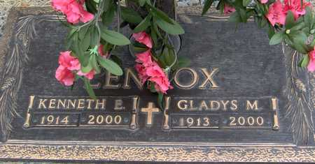 LENNOX, GLADYS M - Linn County, Iowa | GLADYS M LENNOX