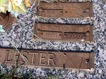 LESTER, PATRICIA  A. - Linn County, Iowa | PATRICIA  A. LESTER