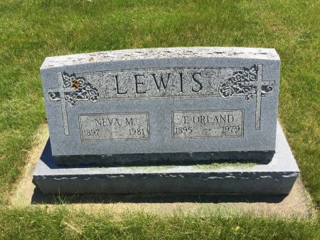 LEWIS, T ORLAND - Linn County, Iowa | T ORLAND LEWIS