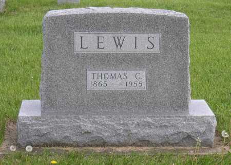 LEWIS, THOMAS C. - Linn County, Iowa | THOMAS C. LEWIS