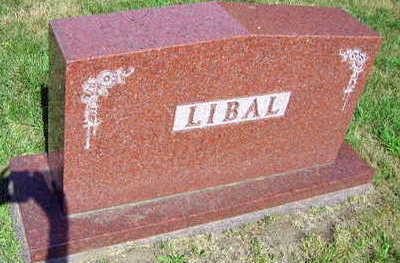 LIBAL, FAMILY STONE - Linn County, Iowa | FAMILY STONE LIBAL