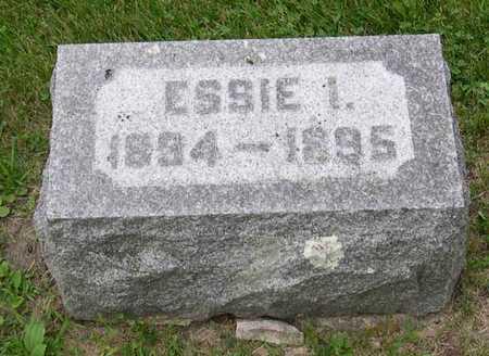 LINDAHL, ESSIE - Linn County, Iowa | ESSIE LINDAHL