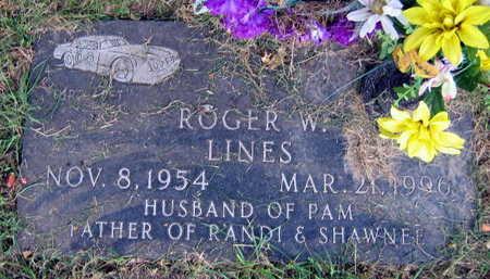 LINES, ROGER W. - Linn County, Iowa | ROGER W. LINES