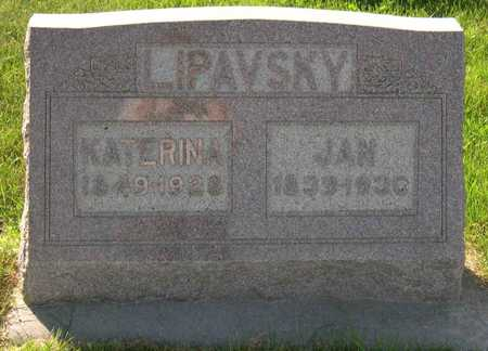 LIPAVSKY, KATERINA - Linn County, Iowa | KATERINA LIPAVSKY