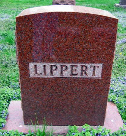 LIPPERT, FAMILY STONE - Linn County, Iowa | FAMILY STONE LIPPERT