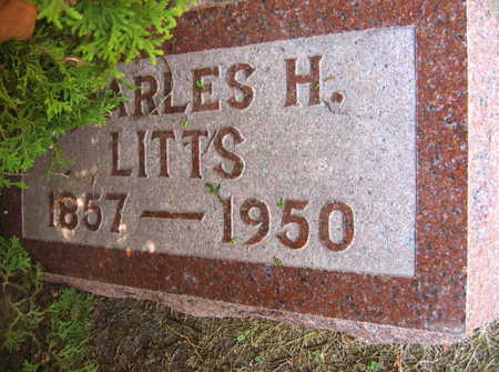 LITTS, CHARLES H. - Linn County, Iowa | CHARLES H. LITTS