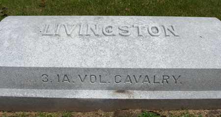 LIVINGSTON, HUGH R. - Linn County, Iowa | HUGH R. LIVINGSTON