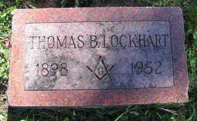 LOCKHART, THOMAS B. - Linn County, Iowa | THOMAS B. LOCKHART