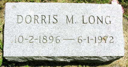 LONG, DORRIS M. - Linn County, Iowa | DORRIS M. LONG
