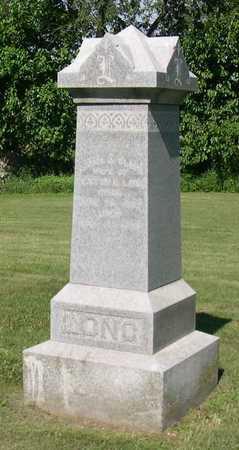BLISS LONG, EMMA J - Linn County, Iowa | EMMA J BLISS LONG