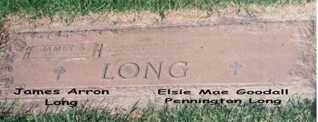 LONG, ELSIE - Linn County, Iowa | ELSIE LONG