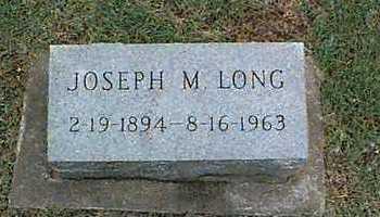 LONG, JOSEPH - Linn County, Iowa | JOSEPH LONG