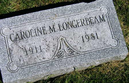 LONGERBEAM, CAROLINE M. - Linn County, Iowa | CAROLINE M. LONGERBEAM