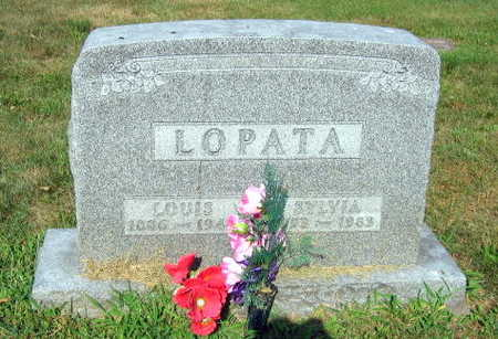 LOPATA, LOUIS - Linn County, Iowa | LOUIS LOPATA