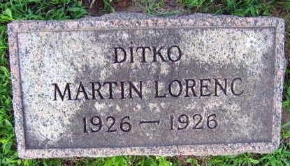 LORENC, MARTIN - Linn County, Iowa | MARTIN LORENC