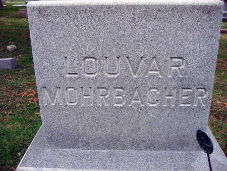 LOUVAR MOHRBACHER, FAMILY STONE - Linn County, Iowa | FAMILY STONE LOUVAR MOHRBACHER