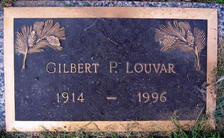LOUVAR, GILBERT P. - Linn County, Iowa   GILBERT P. LOUVAR